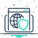 collaboration, grid, network, organization, protection, safeguard, web shield