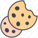 cookie, cookies, ecommerce, online, privacy policy, shopping, web icon