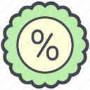 bestseller, prize, promotion, sale icon