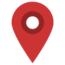 map, marker, pin, pointer icon