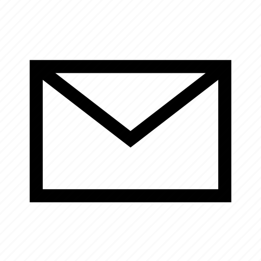 contact, e-mail, letter, mail, message icon