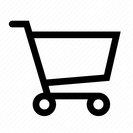 cart, items, products, shopping bag, shopping cart icon