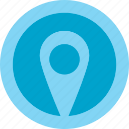 aplication, internet, map, online, pin, web, world icon