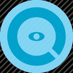 aplication, internet, online, pursuit, research, search, web icon