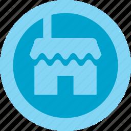aplication, internet, market, online, shopping, store, web icon
