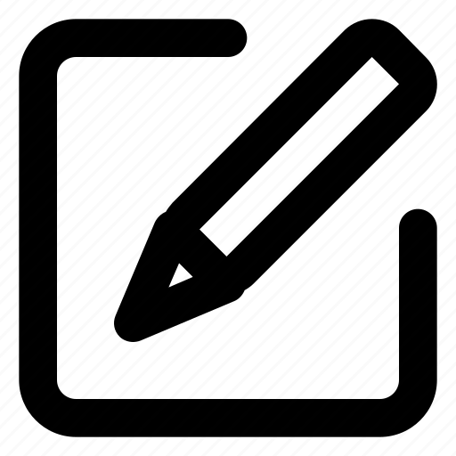 article, edit, modify, pencil, settings, web, write icon
