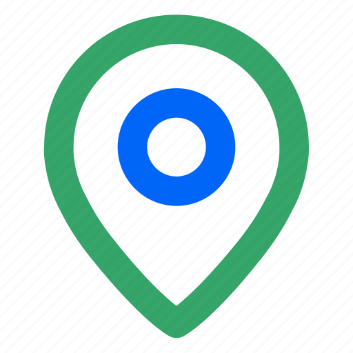 map, marker, pin, pinpoint, place, pointer, web icon