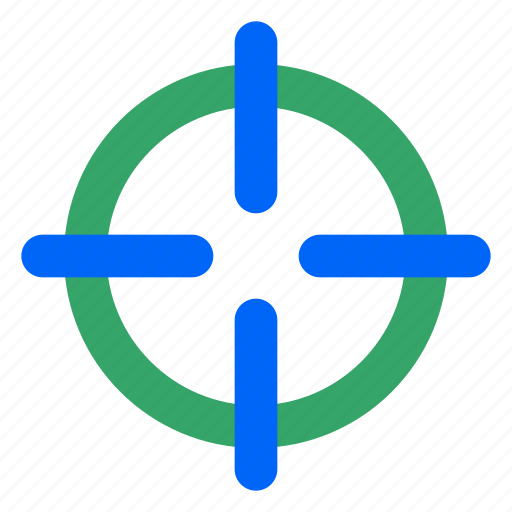Aim, focus, goal, objective, strategy, target, web icon - Download on Iconfinder