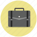bag, briefcase, business, business bag, ecommerce, office bag icon