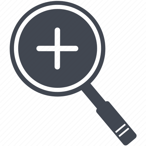 connection, explorer, eye, find, glass, internet, look, magnifier, magnifying, magnifying glass, search, view, zoom icon