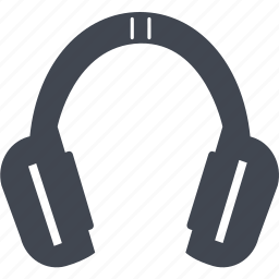 control, earphone, headphone, music, system, volume icon