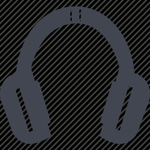 control, earphone, headphone, music, system, volume icon