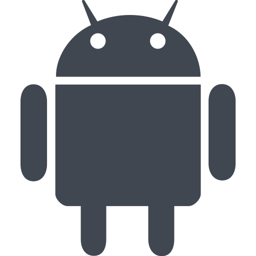 android, droid, robotics, smartphone icon