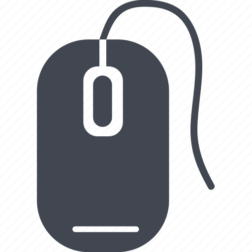 click, connections, hardware, internet, mouse icon