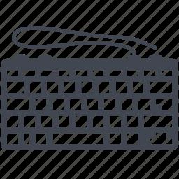 hardware, keyboard icon