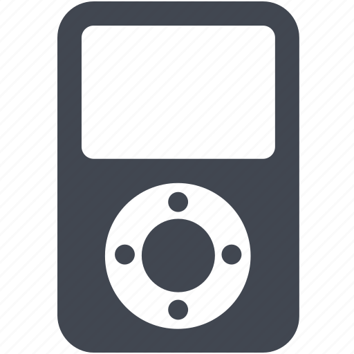 ipod, mp3 player, music, walkman icon