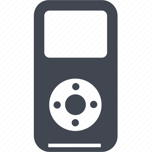 ipod, mp3 player, music, walkman icon