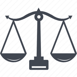 balance, government, justice, law, scale, scales, weight counter icon