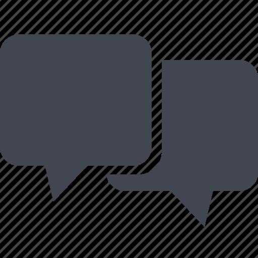 bubble, chat, comment, conversation, message, speech, talk, text icon