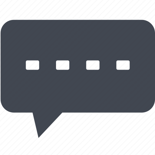 bubble, chat, comment, comments, conversation, message, speech, talk icon