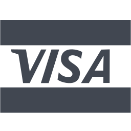 banking, credit, currency, financial, money, order, payment, price, shopping, visa, visa card icon
