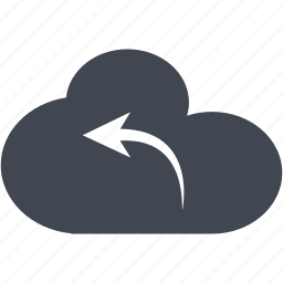 business, cloud, finance, forecast, rain, weather icon
