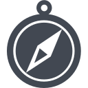 browser, compass, direction, location, navigate, navigation, nevigate icon