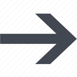 arrow, right arrow icon
