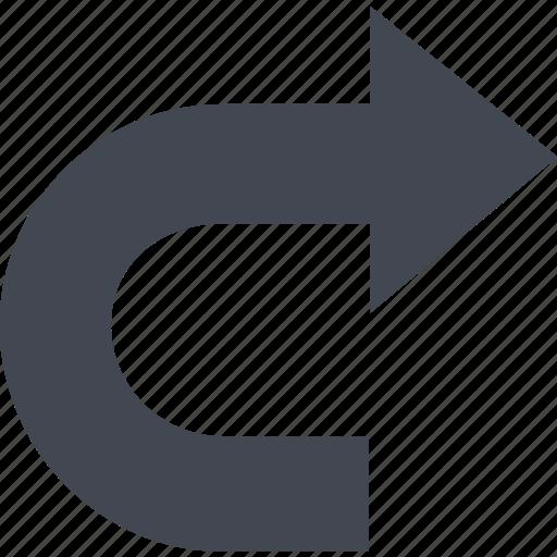 arrow, right arrow icon