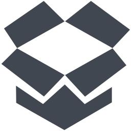 box, document, dropbox, file, gift, package, present, product icon