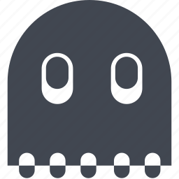 ghost, halloween, horror, virus icon
