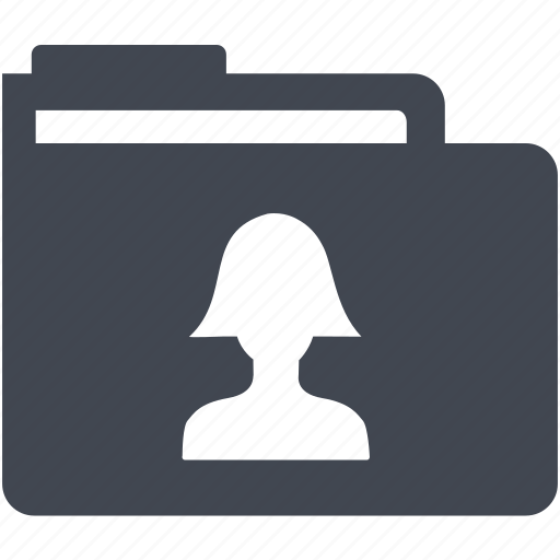 Folder, document, file icon