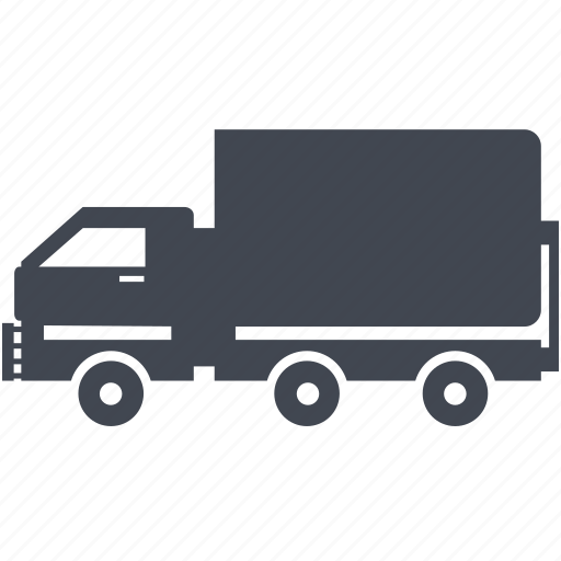 delivery, traffic, transport, transportation, truck icon