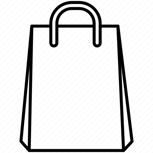bag, buying, commodity, purchasing, shopping, trade icon