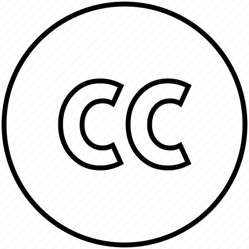 cc, cc0, creative, creative common, licence, license, permit icon