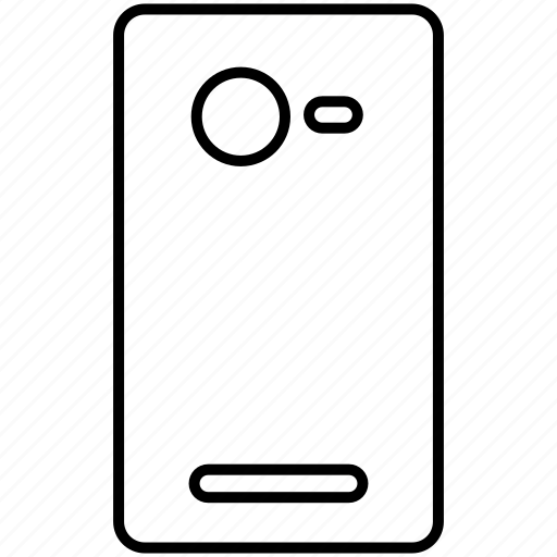 backside, mobile, mobile backpanel, mobile camera, panel icon