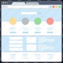 address bar, internet searching, search bar, search engine, web search bar icon