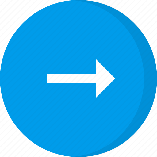 arrow, arrows, direction, move right, navigation, right, right arrow icon