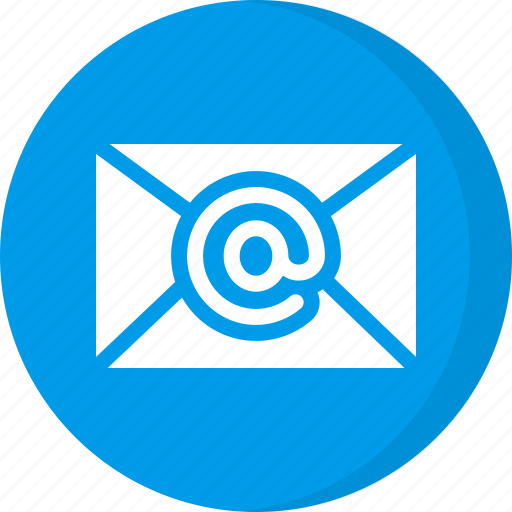 communication, contact, email icon