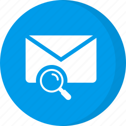 eamil, find email, find message, finding, search email, search inbox, search message icon
