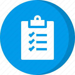 checklist, list, reminder, report, task list, tasks, to do icon