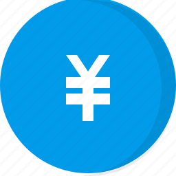 cash, coins, currency, finance, japanese yen, money, yen icon