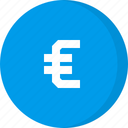 cash, coins, currency, euro, finance, money icon