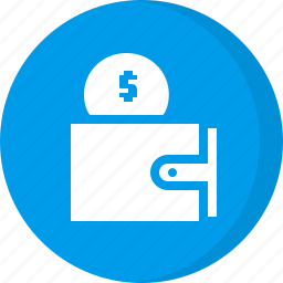 finance, money, purse, wallet icon