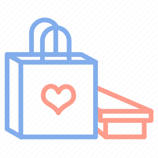 gift, marriage, present, shopping, wedding icon