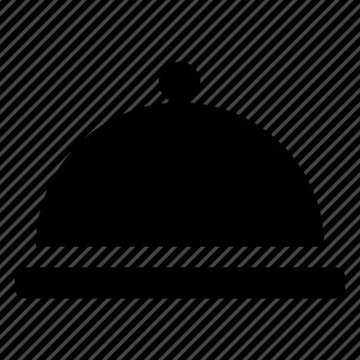 cloche, dishware, food cloche, food cover, tray server icon
