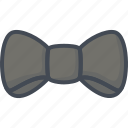 bow, celebration, married, party, wedding icon
