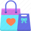 bag, gift, goodie, present icon
