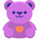 baby, bear, kid, teddy, toy, toys icon