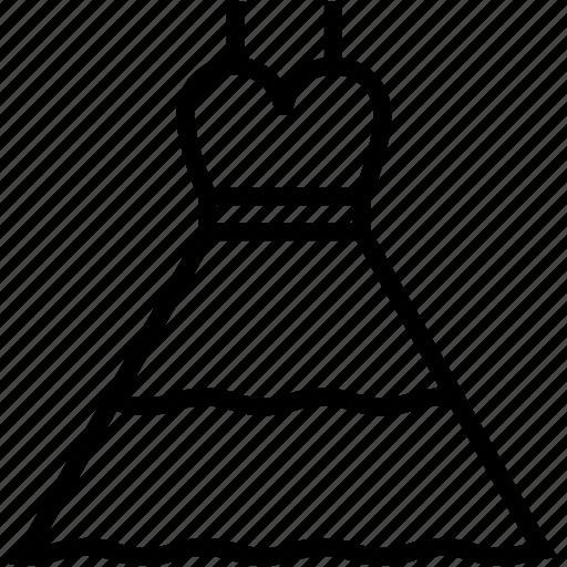 dress, dresscode, love, marriage, wedding icon
